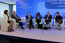 """Audio-visual conference """": how to better represent the diversity of our company? »"""