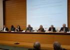 Colloque sur la langue française, le 9 décembre 2013 au Collège de France - Première table ronde : La langue française dans les médias audiovisuels de la francophonie