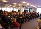 La charte a été signée par de nombreux représentants du secteur de la culture et de l'audiovisuel - Photo CSA