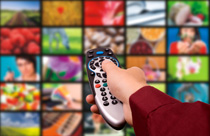 The enrichment of the TV thanks to the digital one