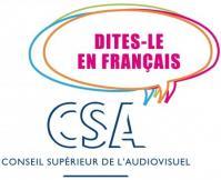 logotipo Dichas el en francés
