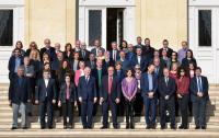 The delegation of the RIRM to Marseilles, November 2017 ©franck_crispin